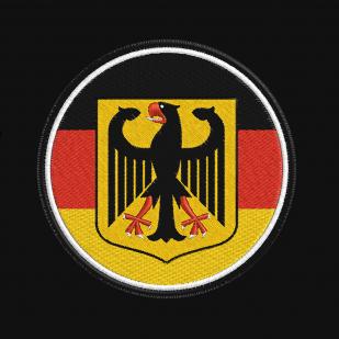 Зачетная толстовка с флагом Германии купить оптом