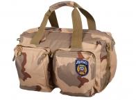 Зачетная вместительная сумка  с нашивкой ДПС