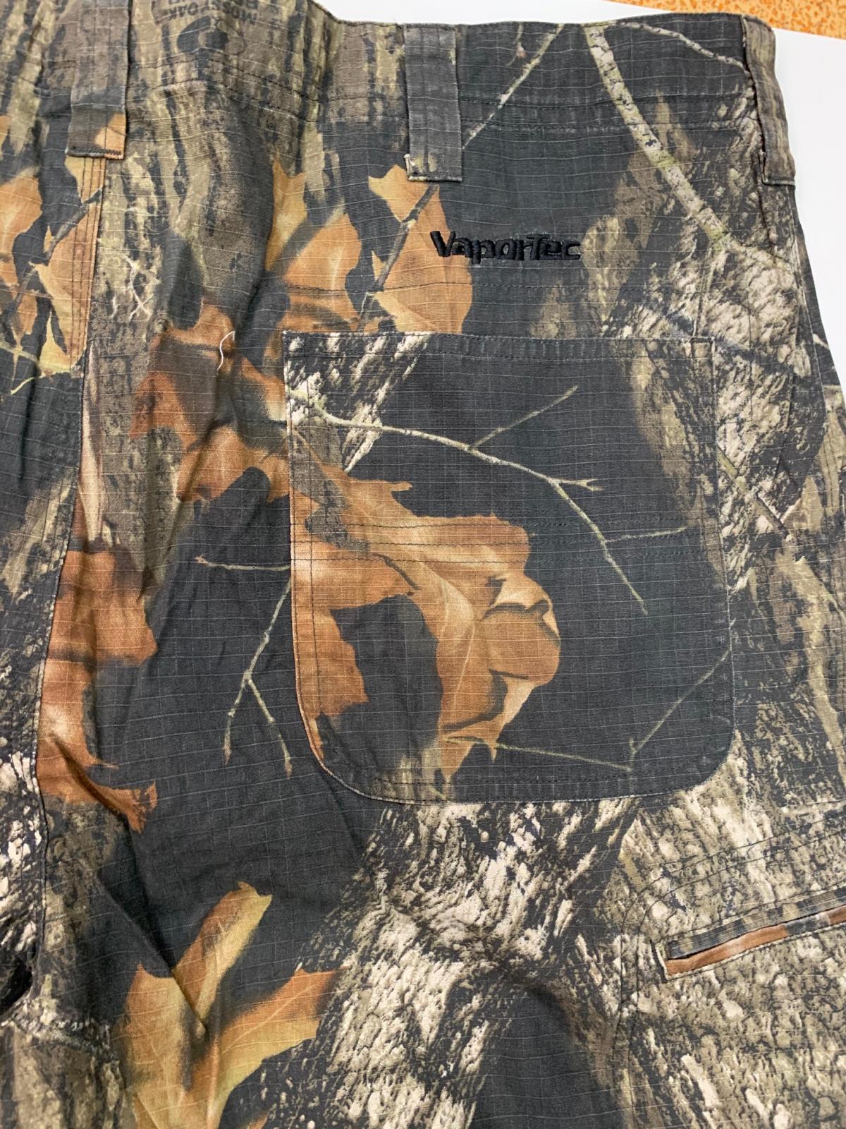 Зачетные камуфляжные мужские штаны Mossy Oak