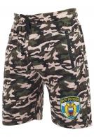 Зачетные камуфляжные шорты с карманами и нашивкой ФСО