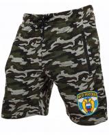 Зачетные камуфляжные шорты с нашивкой ФСО