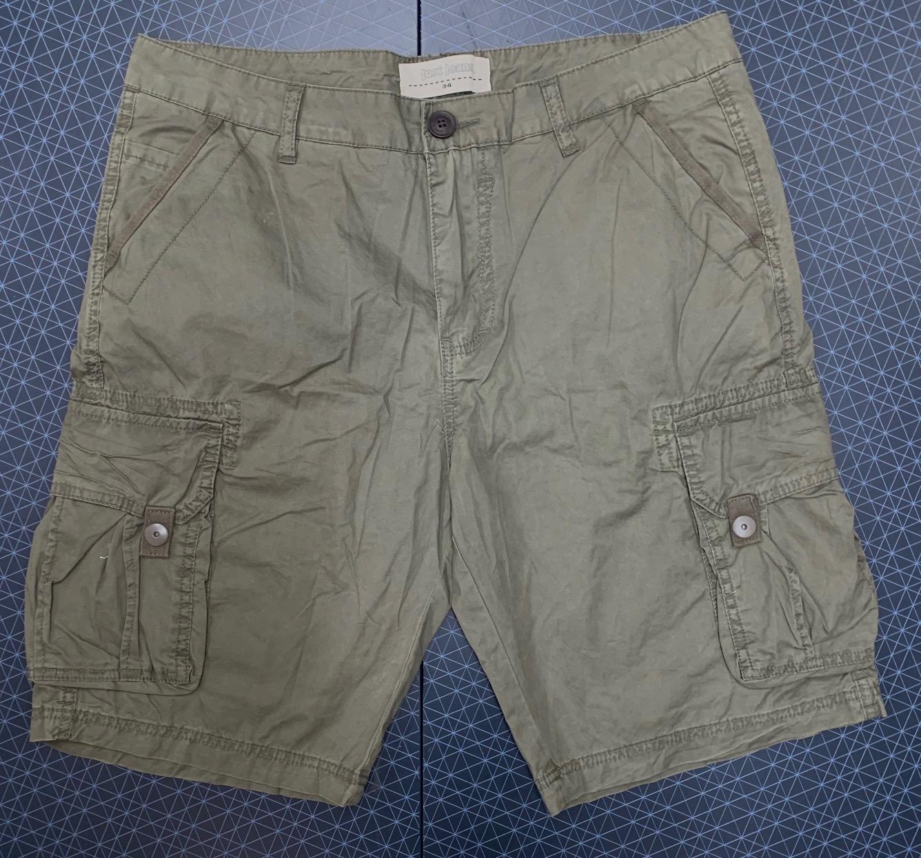 Зачетные мужские шорты Just Jeans