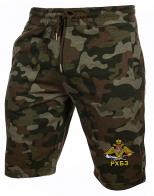 Купить зачетные мужские шорты с эмблемой РХБЗ