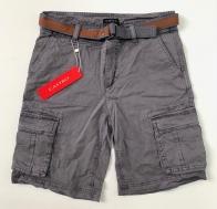 Зачетные шорты мужские с накладными карманами
