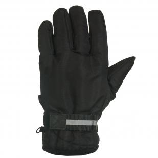 Зачетные темные перчатки