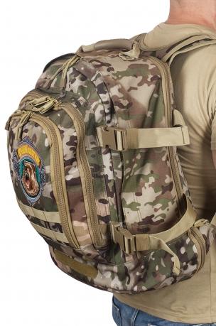 Зачетный камуфляжный рюкзак с нашивкой Лучший Охотник