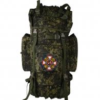 Зачетный многодневный рюкзак с нашивкой Потомственный Казак