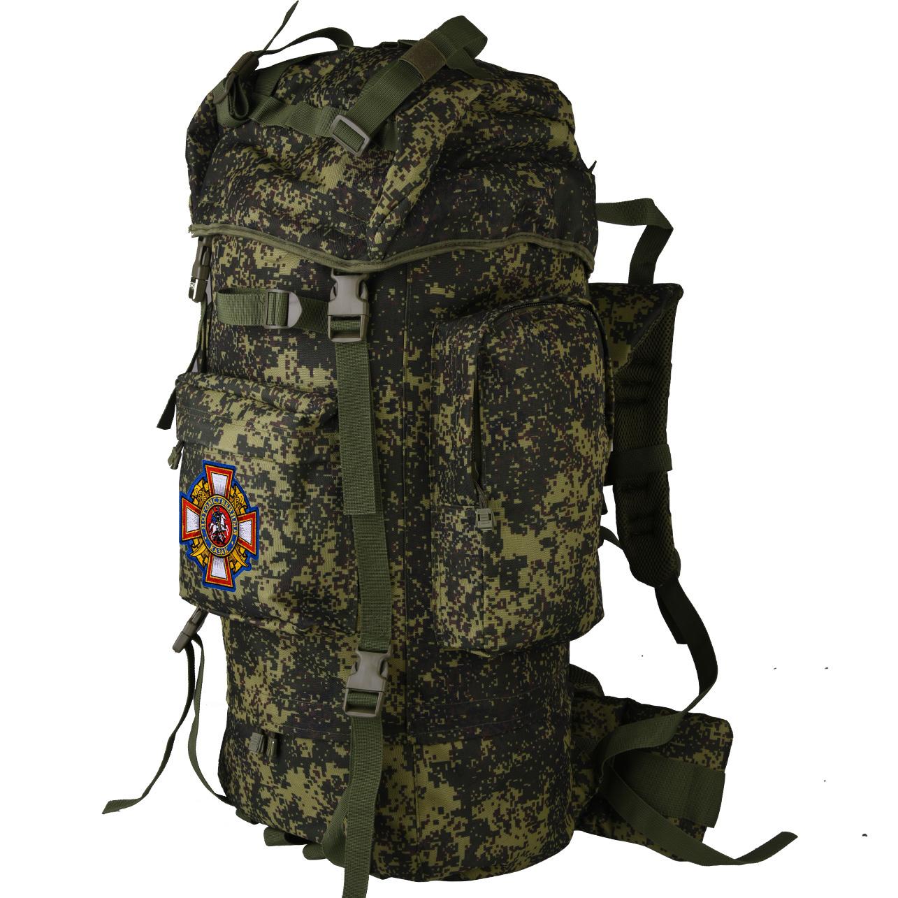 Зачетный многодневный рюкзак с нашивкой Потомственный Казак - заказать выгодно