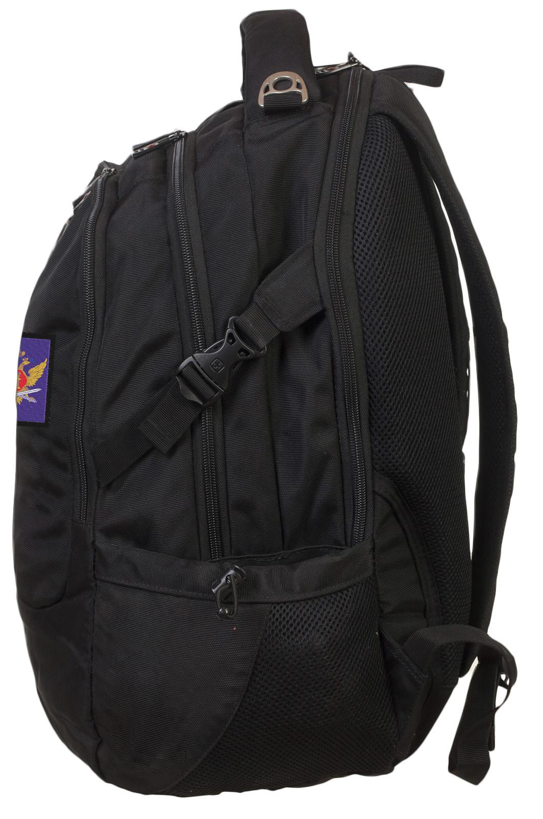Зачетный мужской рюкзак с нашивкой ФСИН - заказать в розницу