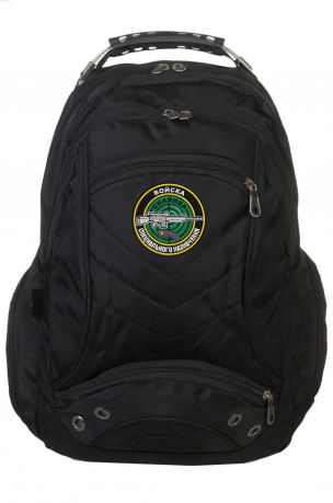 Зачетный мужской рюкзак с нашивкой войска Спецназ Снайпер