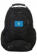 Зачетный рюкзак с эмблемой МЧС