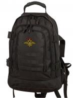 Зачетный рюкзак с эмблемой МВД России