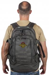 Зачетный рюкзак с эмблемой МВД России купить в подарок