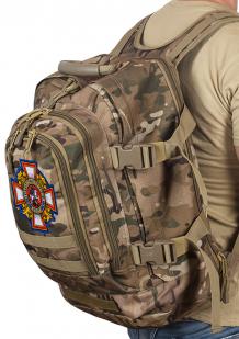 Зачетный трехдневный рюкзак с нашивкой Потомственный Казак - заказать оптом