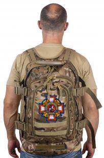 Зачетный трехдневный рюкзак с нашивкой Потомственный Казак - заказать в розницу
