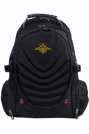 Зачетный универсальный рюкзак с нашивкой МВД России