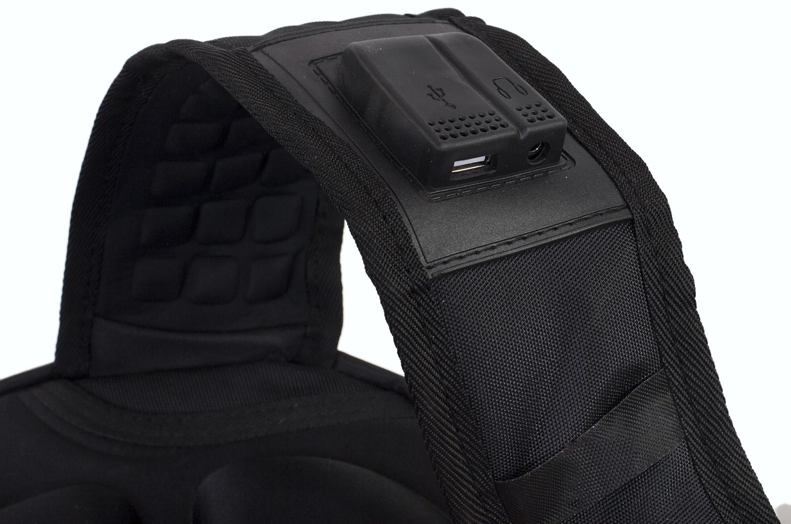Зачетный универсальный рюкзак с нашивкой МВД России - заказать по низкой цене