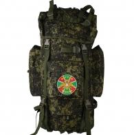 Зачетный универсальный рюкзак с нашивкой ПОГРАНВОЙСКА - купить выгодно