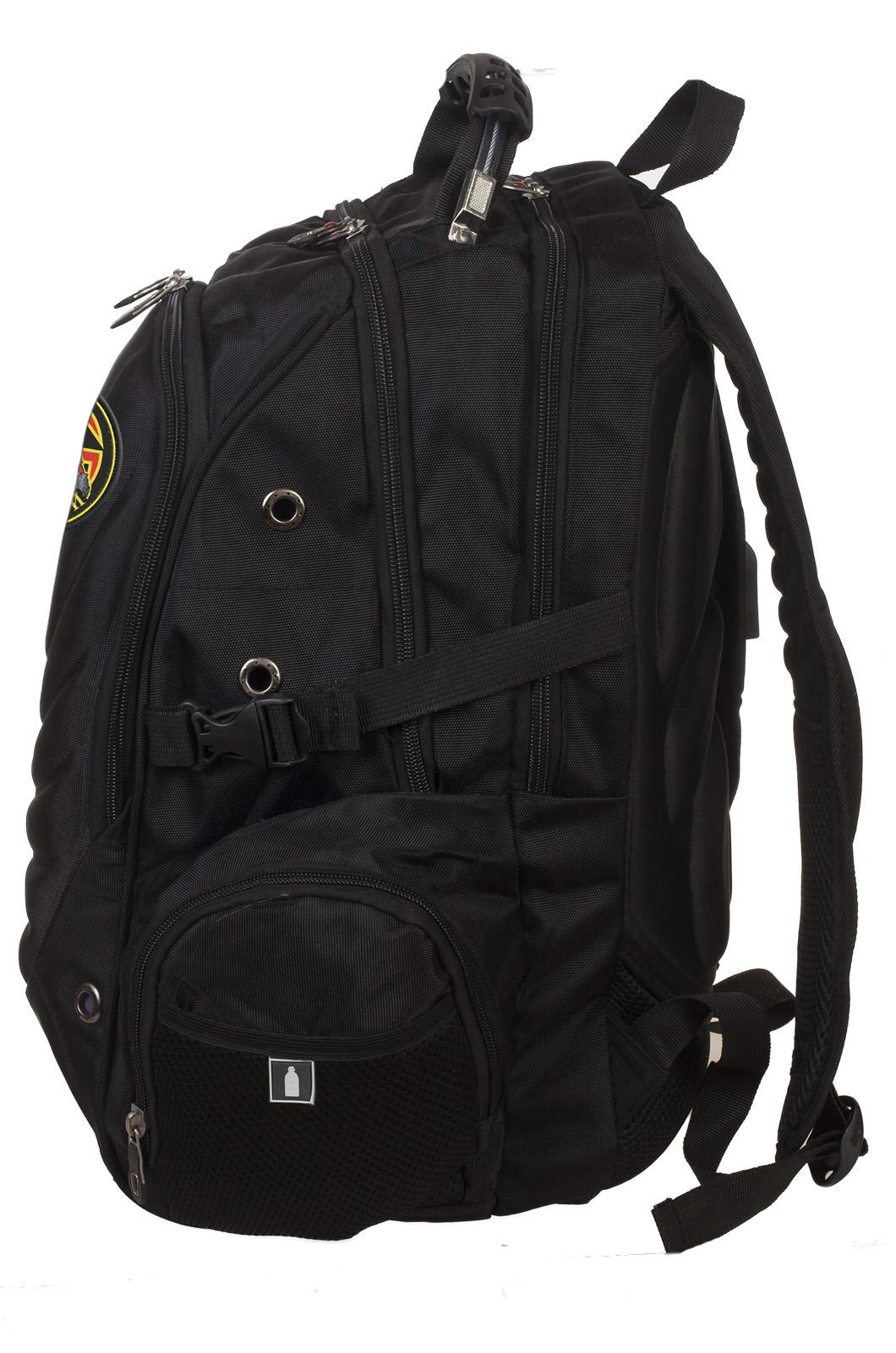 Зачетный вместительный рюкзак с нашивкой Слава Руси - купить онлайн