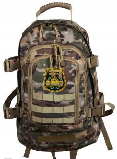 Зачетный вместительный рюкзак с нашивкой Танковые Войска - купить в розницу