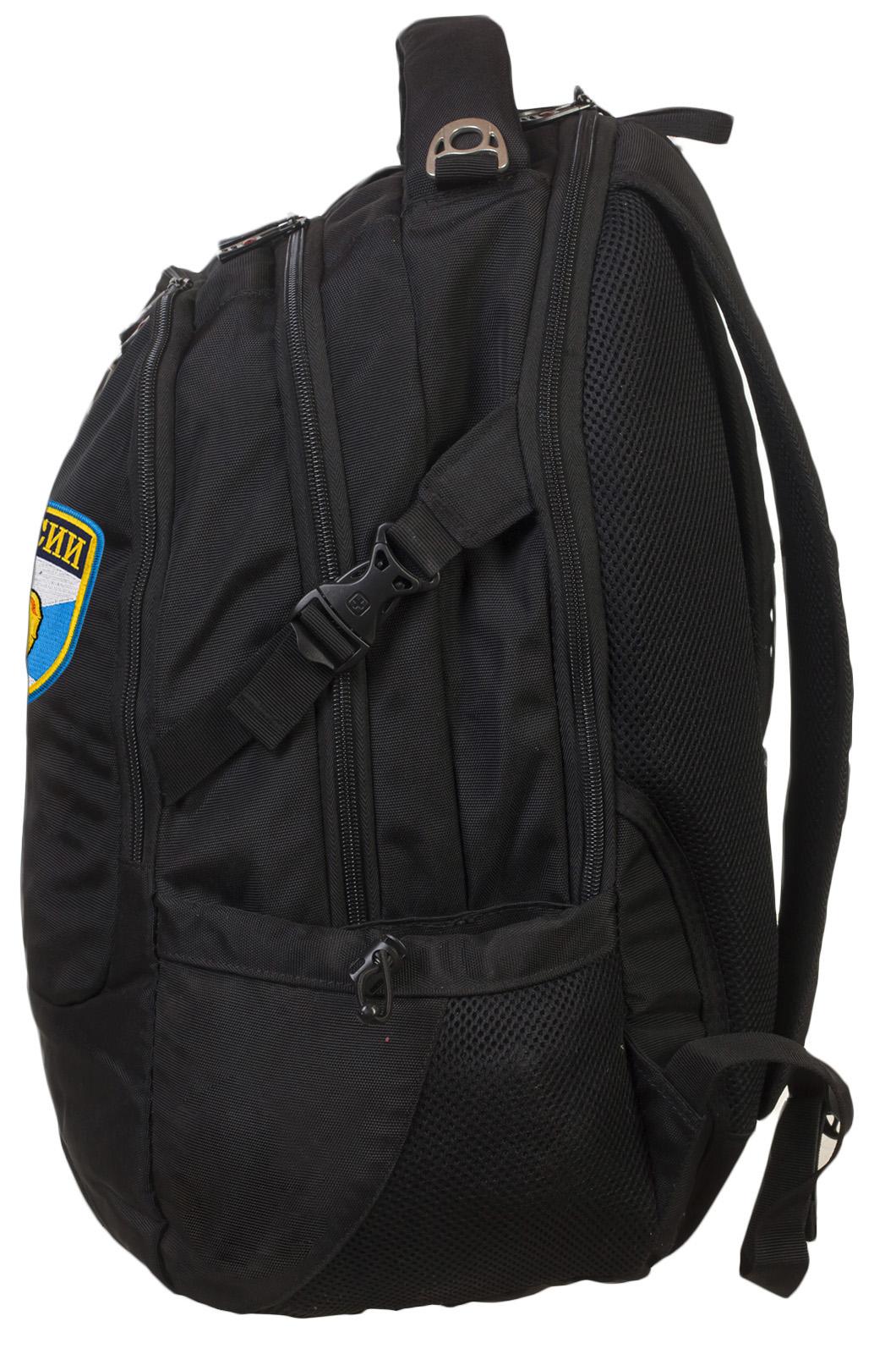 Зачетный внушительный рюкзак с нашивкой ФСО России - купить выгодно