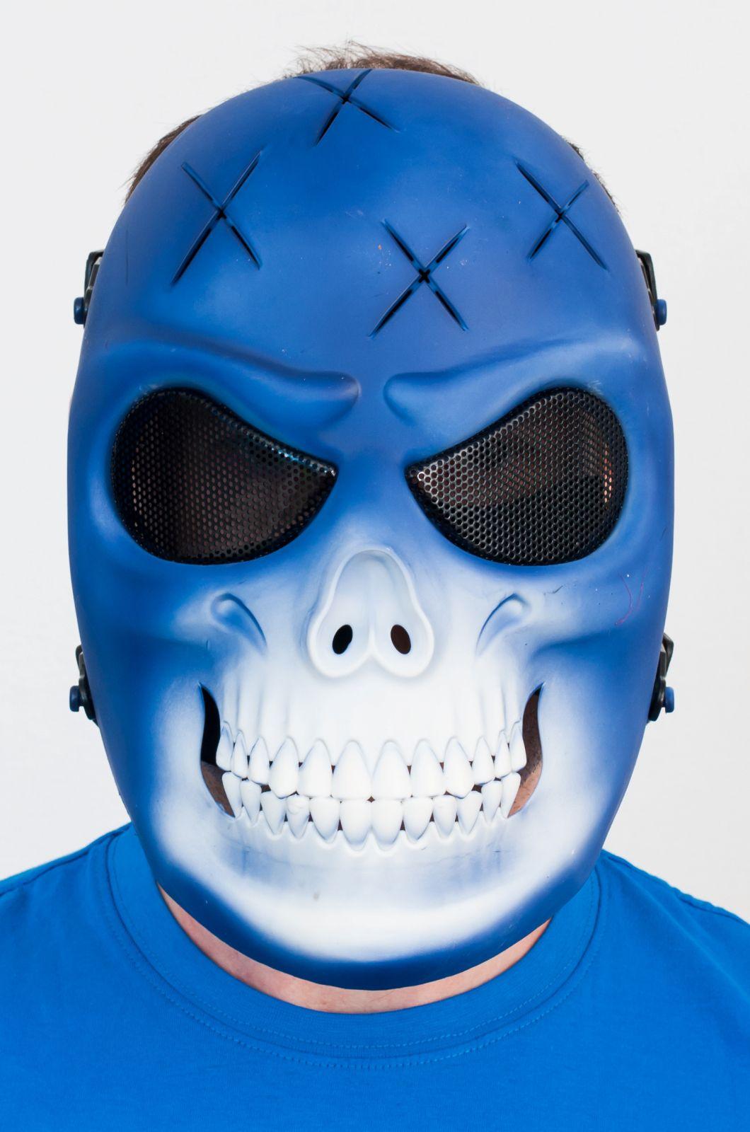 Защитная маска для страйкбола