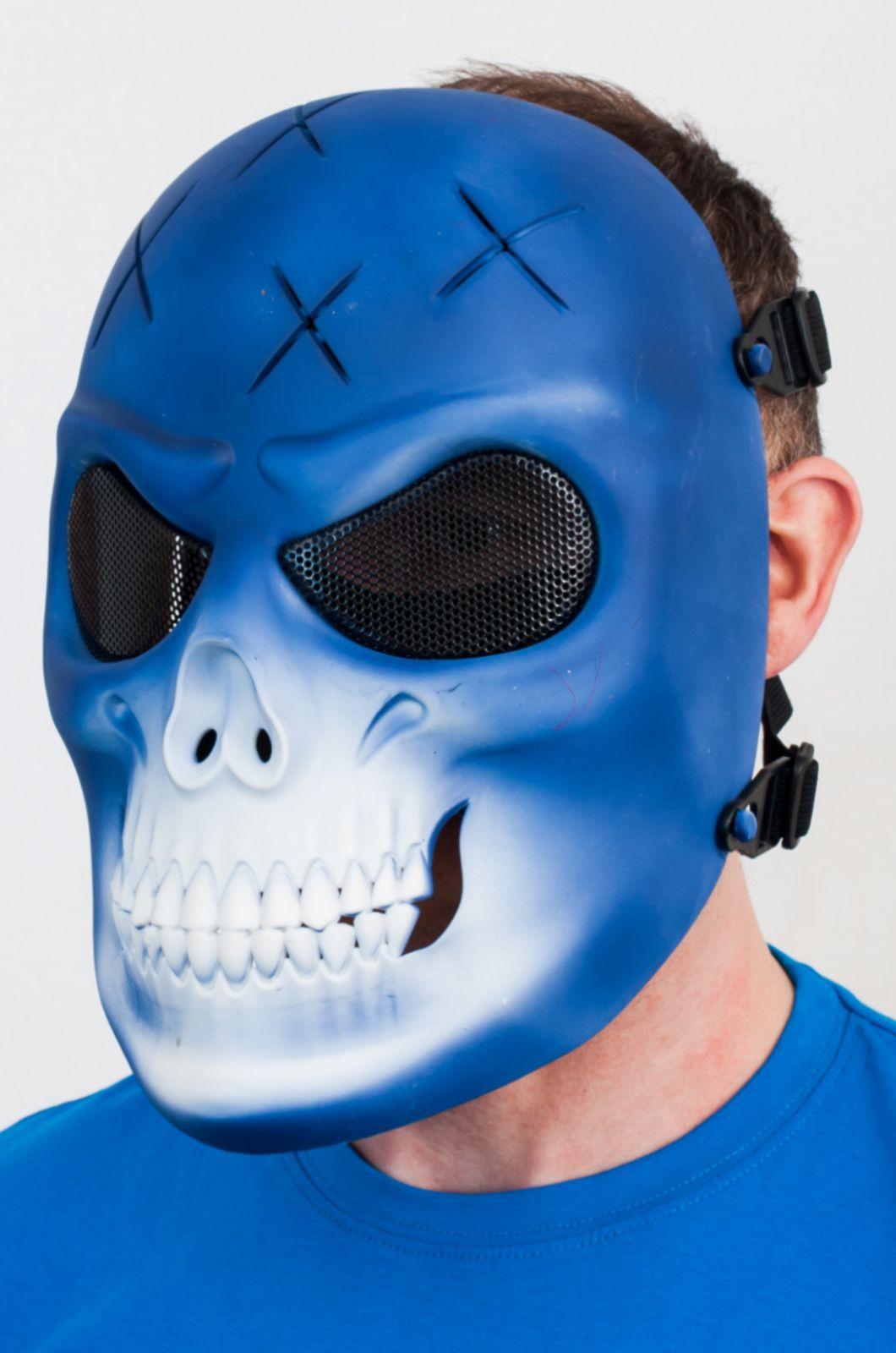 Защитная маска для страйкбола из ударопрочного пластика