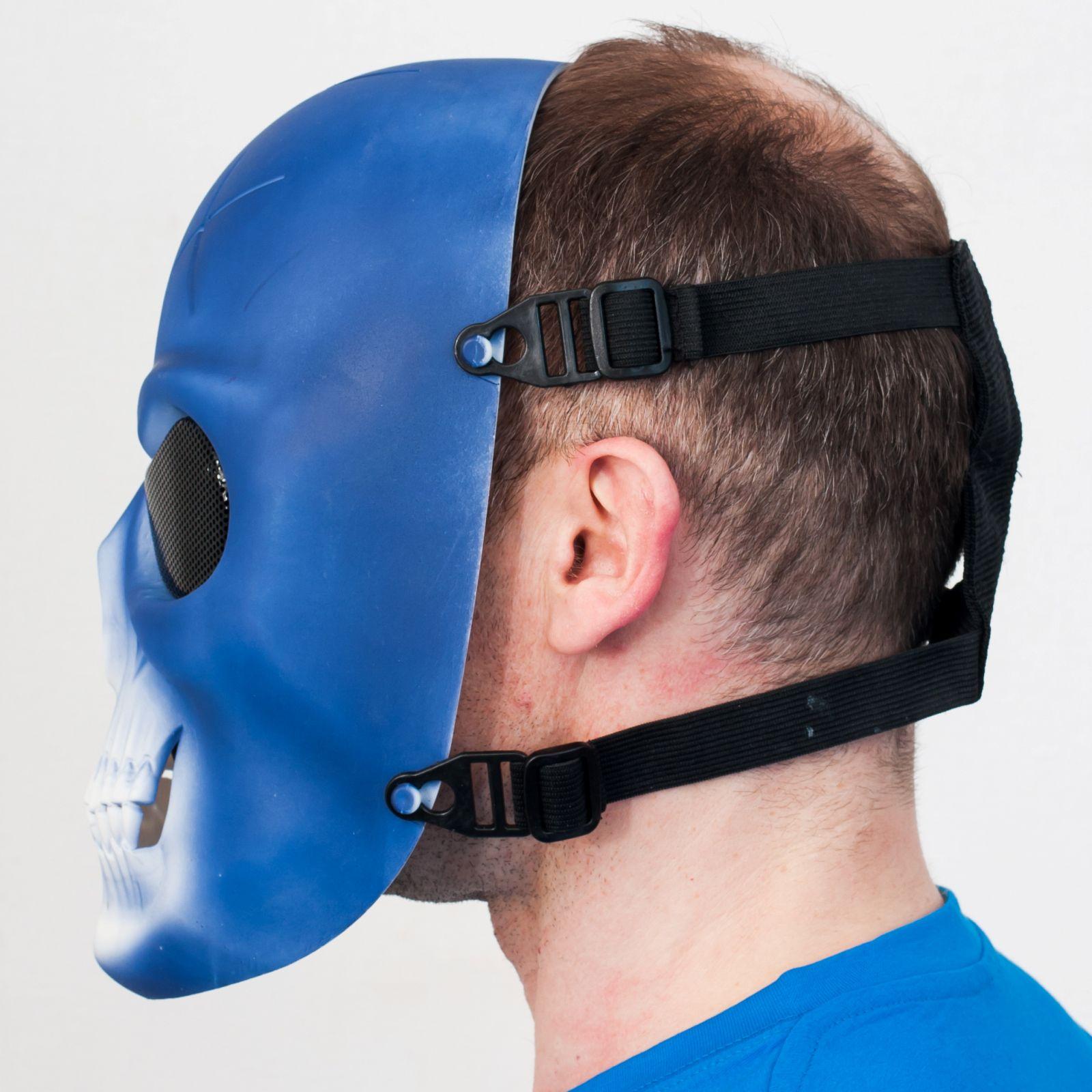 Заказать защитную маску для страйкбола