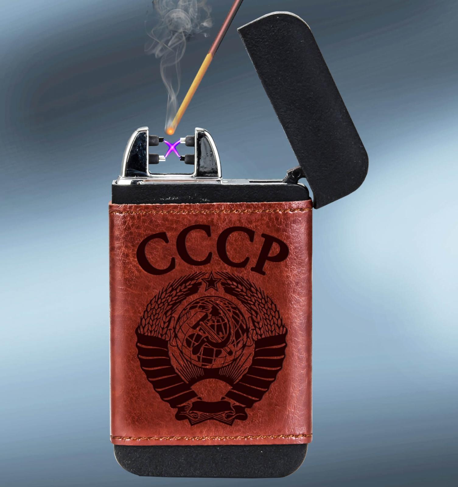 Тактическая зажигалка Power Bank
