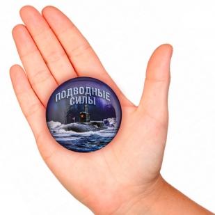 Заказать закатный значок Подводного флота
