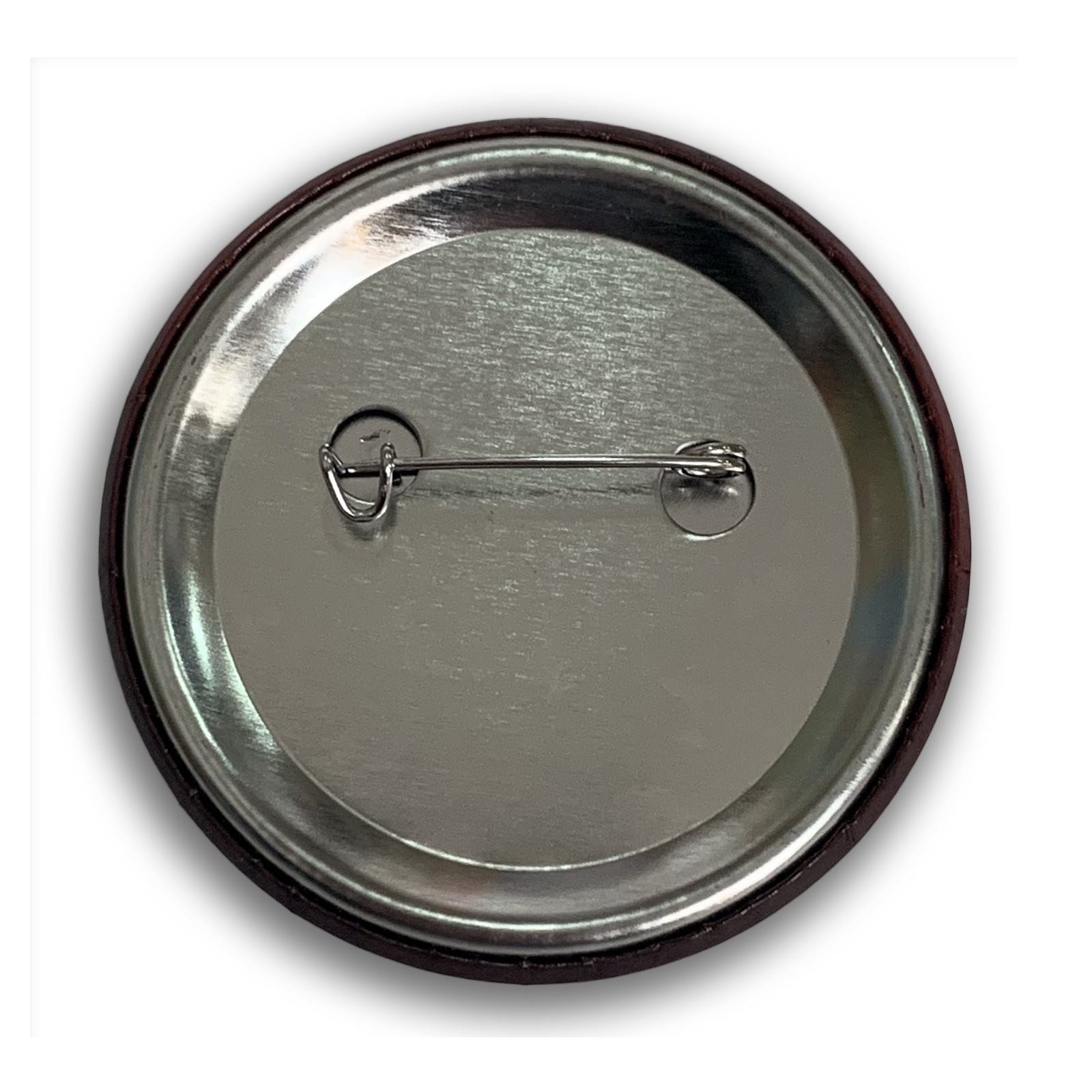 Дешевые круглые значки на булавке
