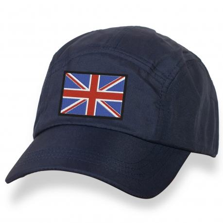 Стильная и заметная мужская бейсболка Великобритания