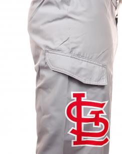 Мужские бордшорты с дизайном бейсбольной команды MLB St. Louis Cardinals – хоть потусить на пляже, хоть понырять. Сохнут мгновенно!