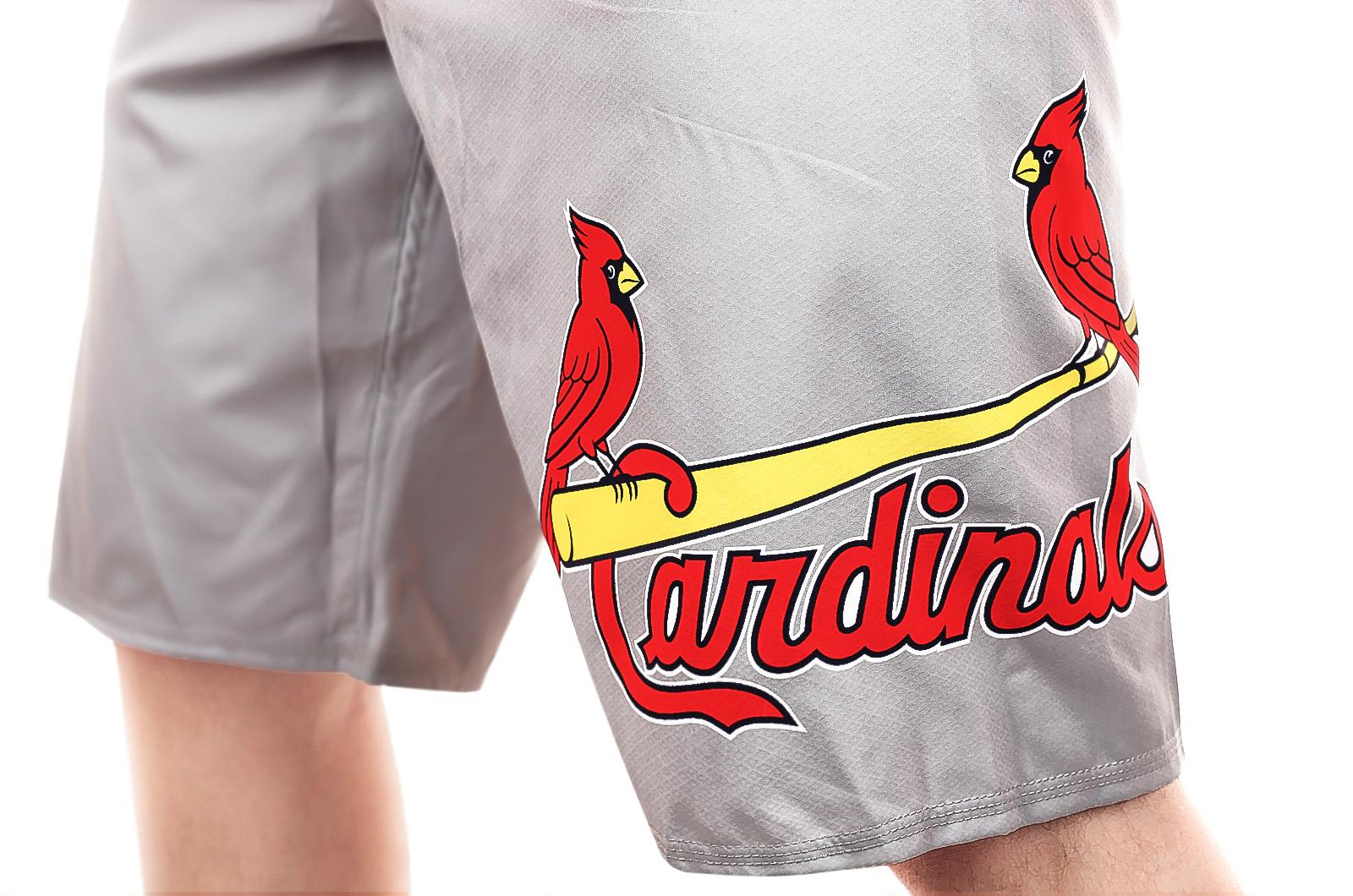 Мужские бордшорты с дизайном бейсбольной команды