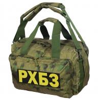 Заплечная камуфляжная сумка-баул РХБЗ