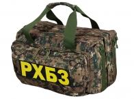 Заплечная тактическая сумка-баул РХБЗ