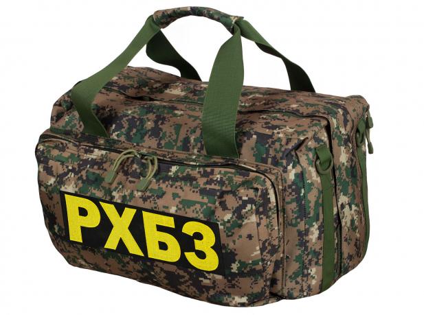 Заплечная тактическая сумка-баул РХБЗ - купить онлайн