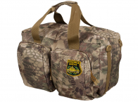 Заплечная тактическая сумка для походов с нашивкой Танковые Войска