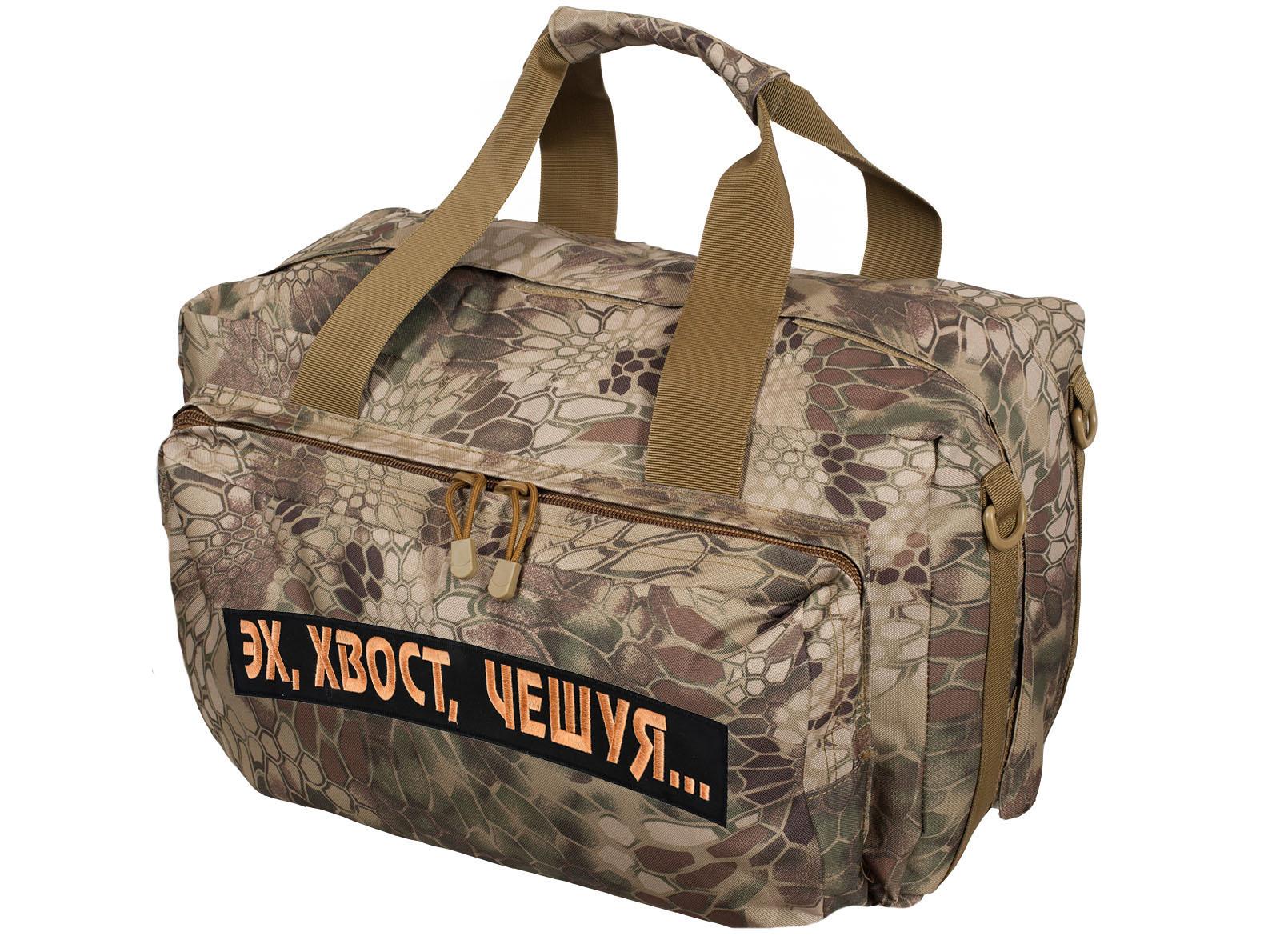 Заплечная тактическая сумка Эх, Хвост, Чешуя - купить выгодно