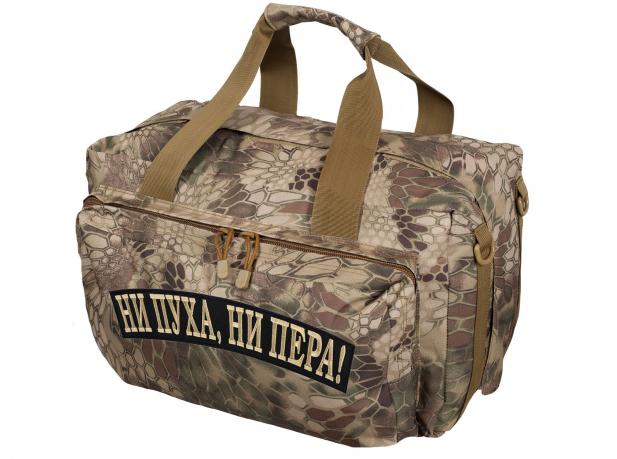 Заплечная тактическая сумка Ни пуха, Ни пера - купить в подарок