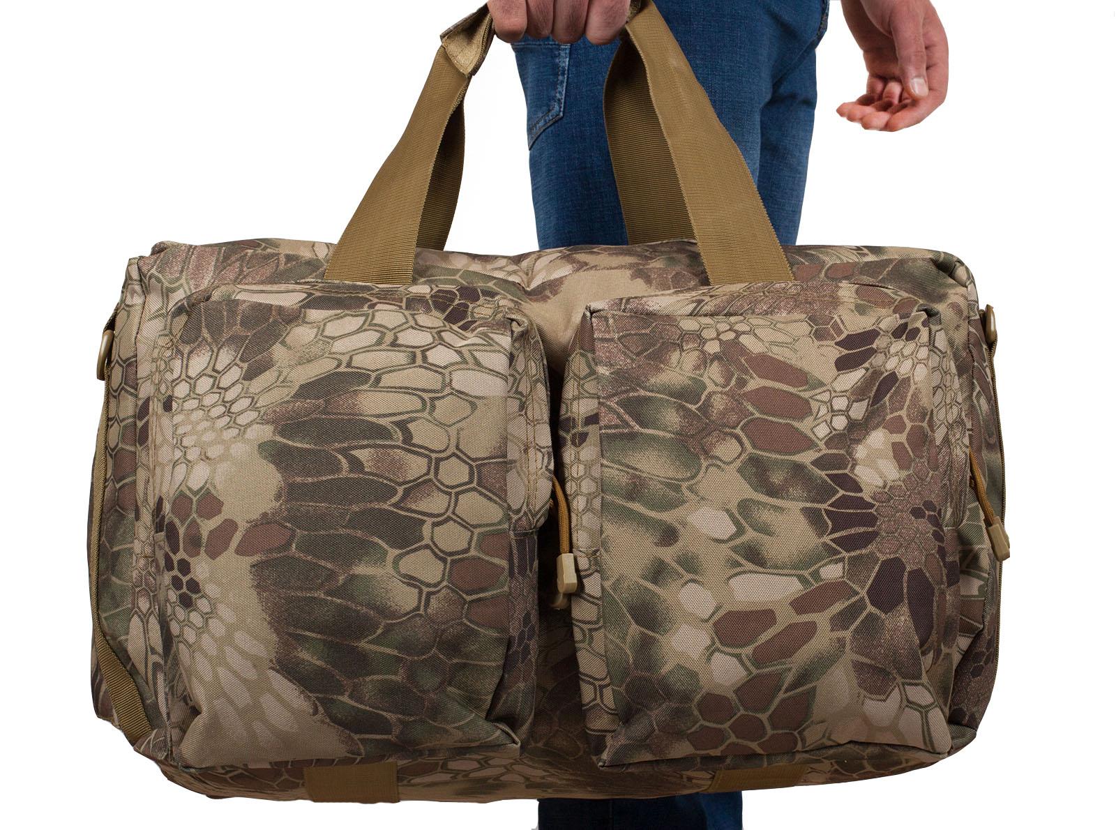 Заплечная тактическая сумка Ни пуха, Ни пера - купить в розницу