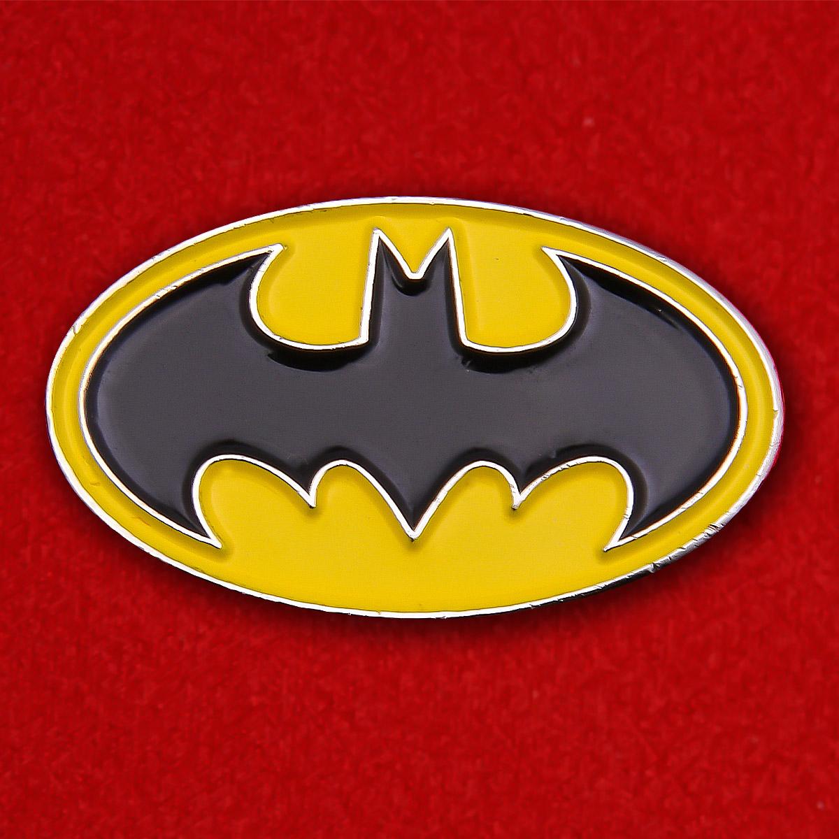 """Запонки """"Бэтмен"""""""