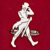 """Запонки """"Джонни Уокер"""". Для ценящих качество джентльменов"""