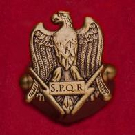Запонки с гербом Римской империи
