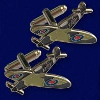 Военные запонки Spitfire