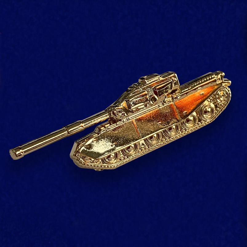 Мужские запонки на подарок танкисту