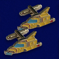 Необычные запонки Thunderbird 4