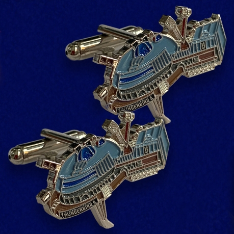 Запонки Thunderbird 5