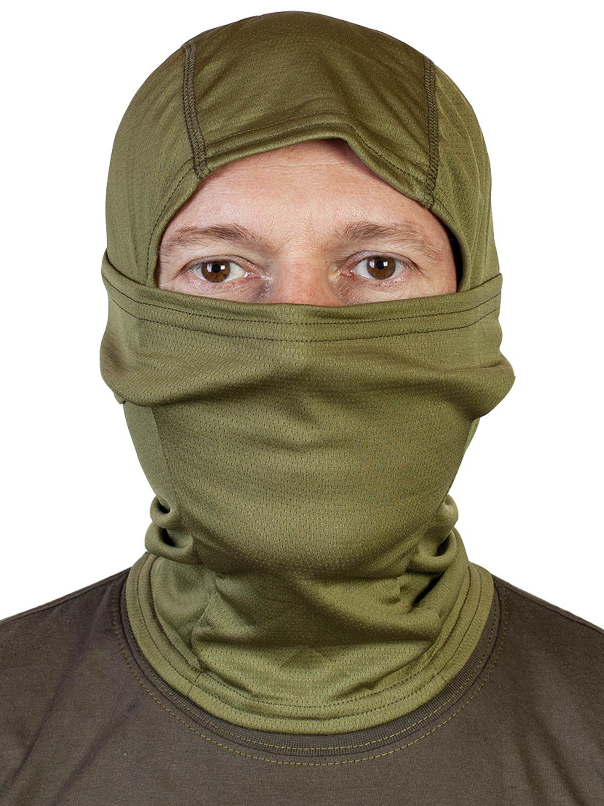 Защитная маска балаклава