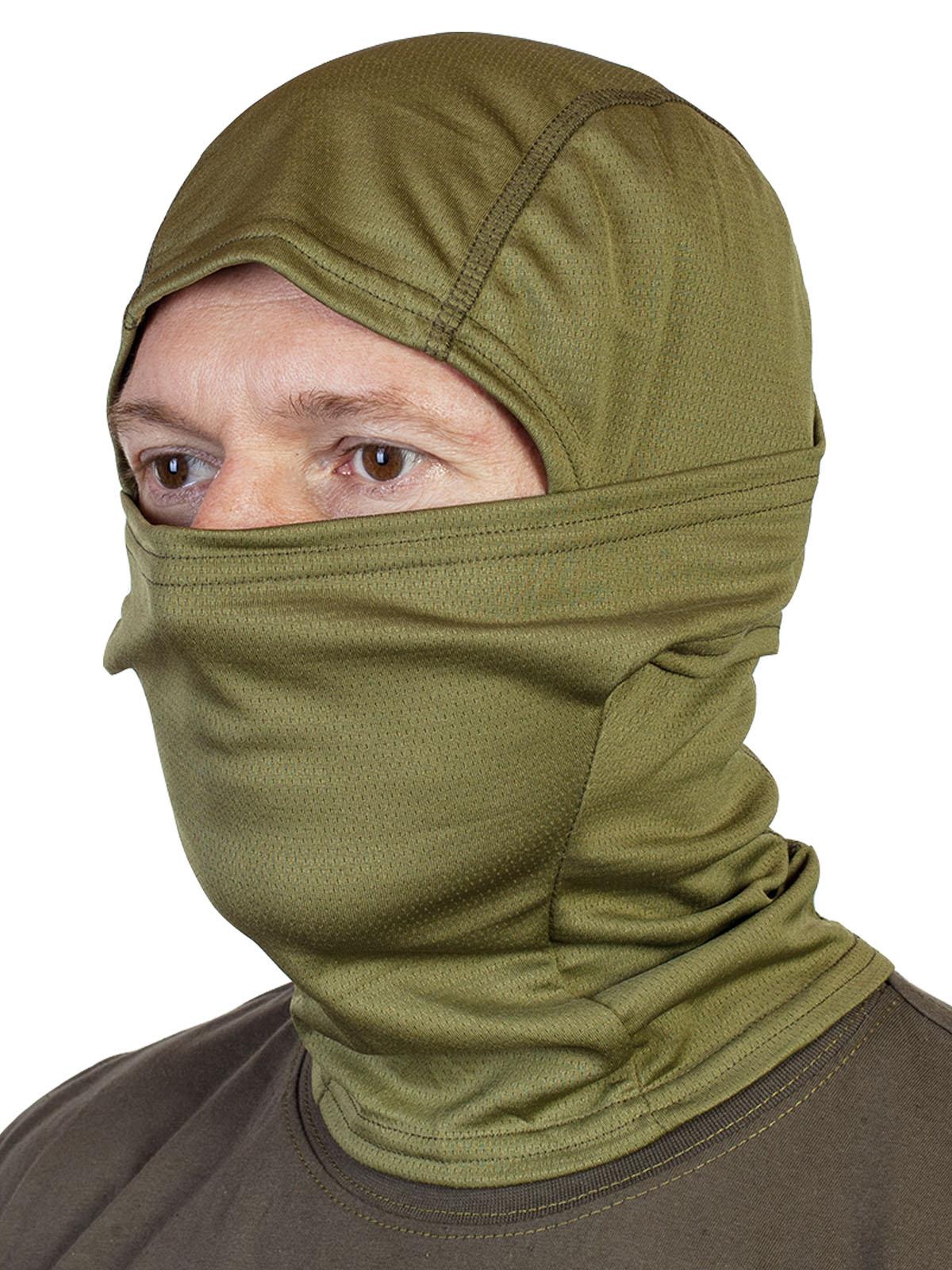 Купить военную маску балаклаву с доставкой по Москве и России